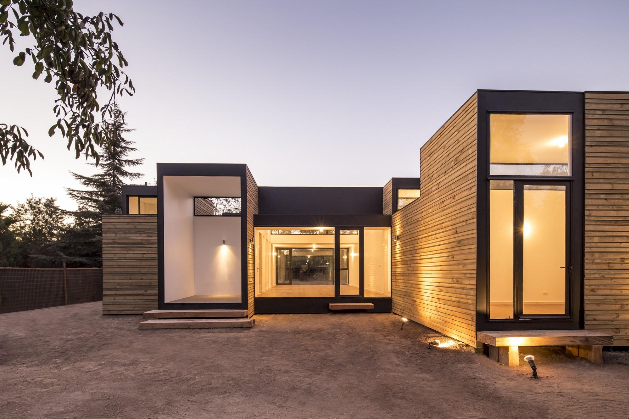 Casa sip m3 ian hs gabriel rudolphy plataforma for Sip panel home plans