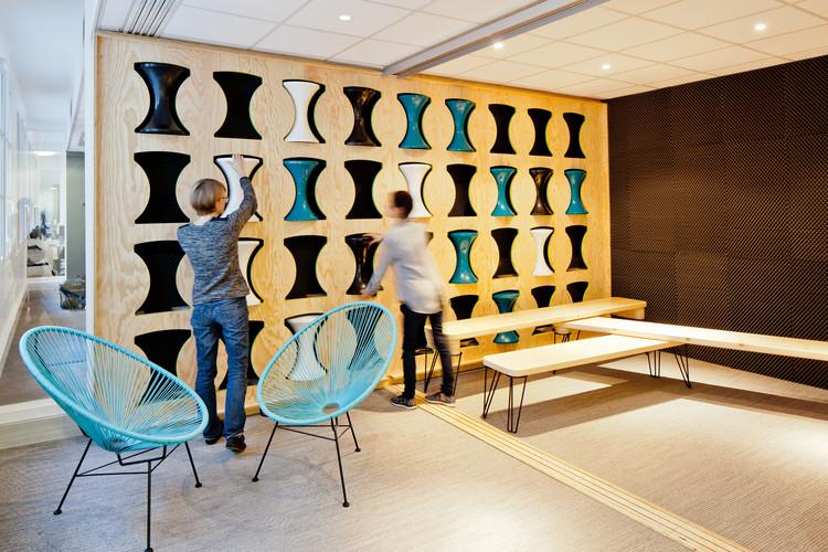 Bureaux Ekimetrics 02 / Vincent & Gloria Architects, © Arnaud Schelstraete
