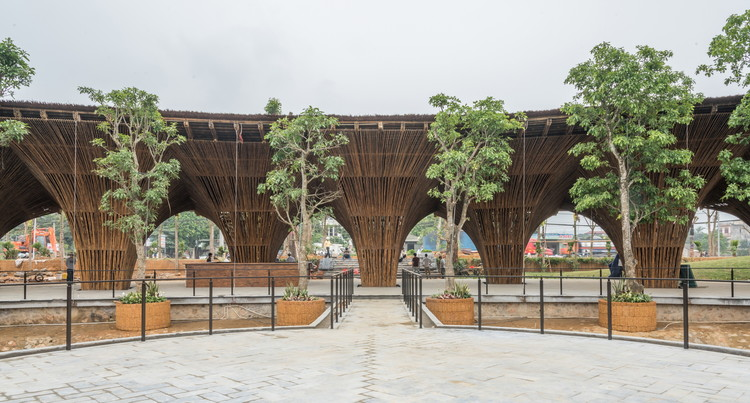 Restaurante Roc Von / Vo Trong Nghia Architects, © Hoang Le Photography