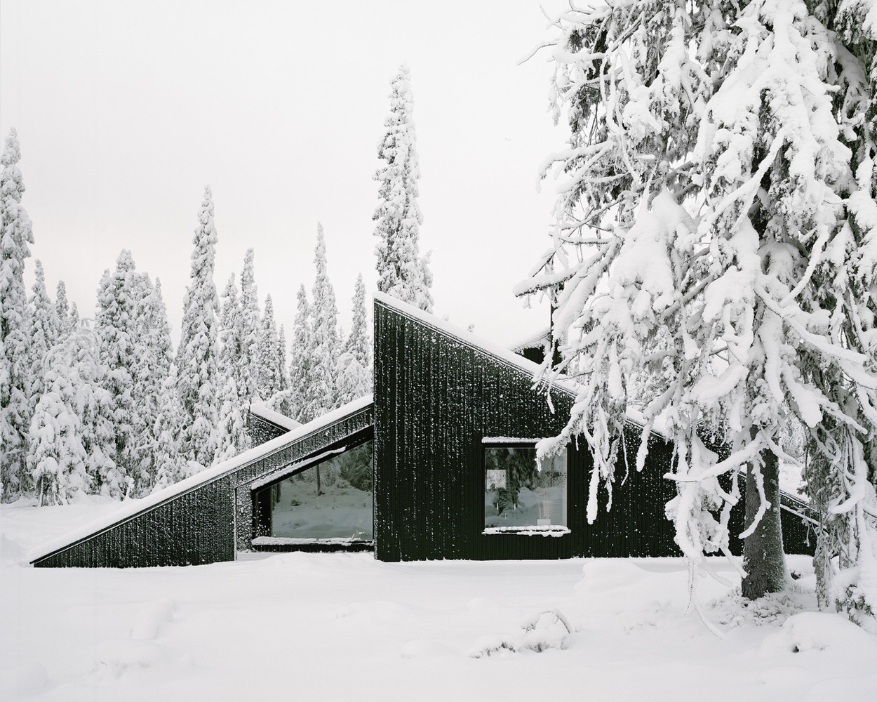 Cabin Vindheim / Vardehaugen