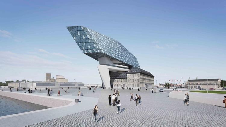 Zaha Hadid Architects finalizará cuatro proyectos este 2016, © Zaha Hadid Architects