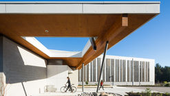 New UBC Library PARC Facility / DGBK Architects