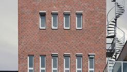 Penthouse en Bielefeld  / Architekten Wannenmacher  + Möller