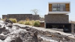 Casa Xochitepec / EL UMBRAL