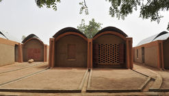 Gando Teacher's Housing  / Kéré Architecture