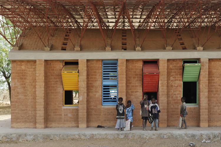 Escuela Primaria en Gando Extension  / Kéré Architecture , © Erik-Jan Ouwerkerk