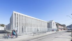 Santa Rosa de Constitución School and Memorial / LAND Architects