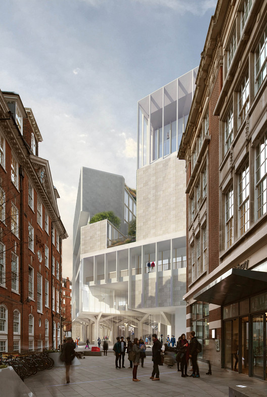 Grafton architects see off stellar competition to design for Grafton architects