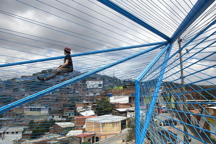 La Nube / Proyecto Colectivo. Image © PICO Estudio