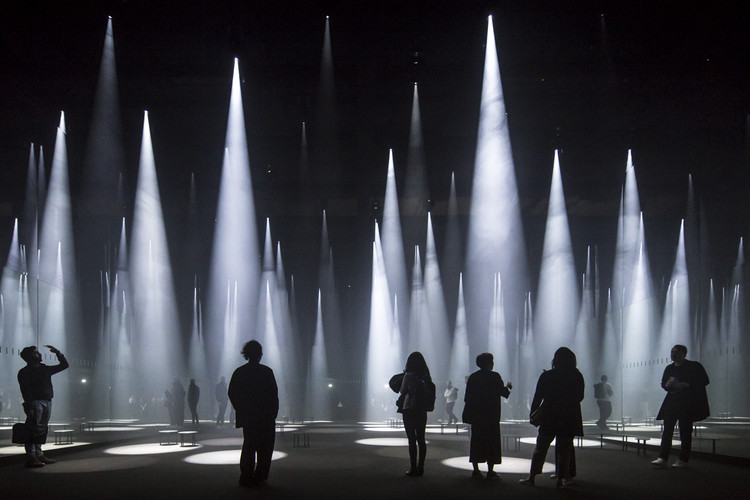 """Forest of Light"" for COS / Sou Fujimoto. Image © Laurian Ghinitoiu"
