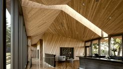 Sala de Degustação na Vinícola Sokol Blosser / Allied Works Architecture