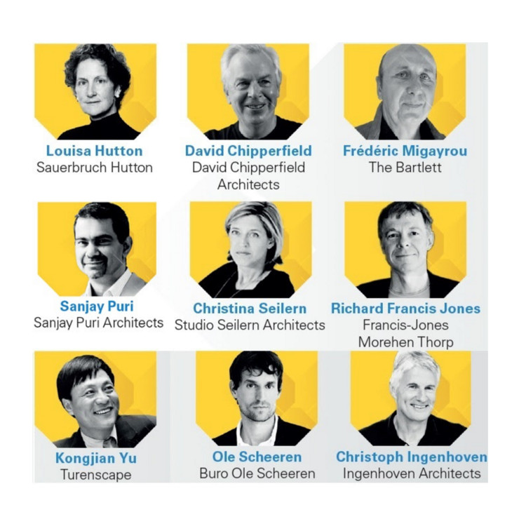 World Architecture Festival Announces Judges for 2016, via World Architecture Festival