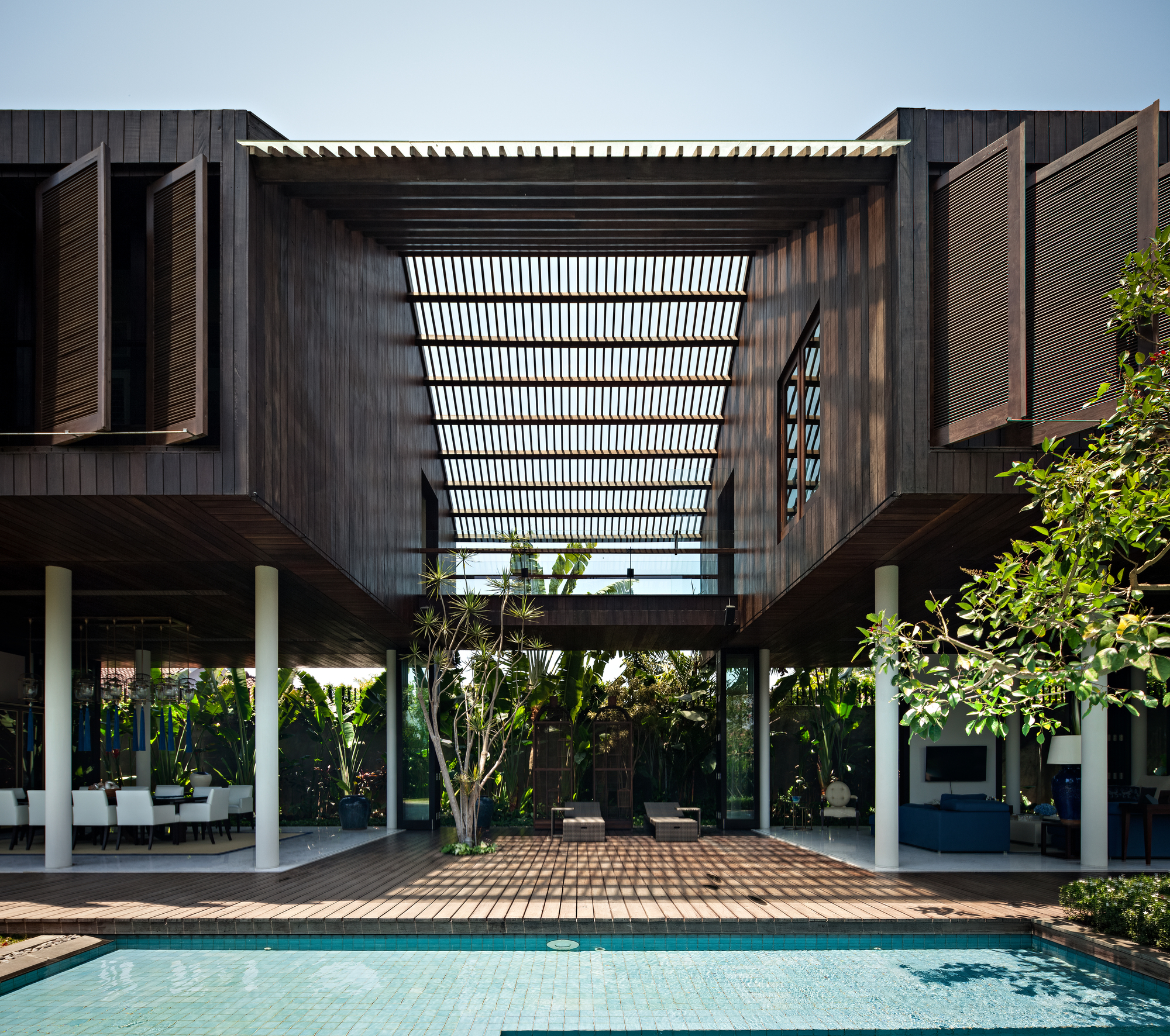 Dra House In Bali D Associates Archdaily