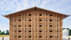 Mason Lane Farm / De Leon & Primmer Architecture Workshop