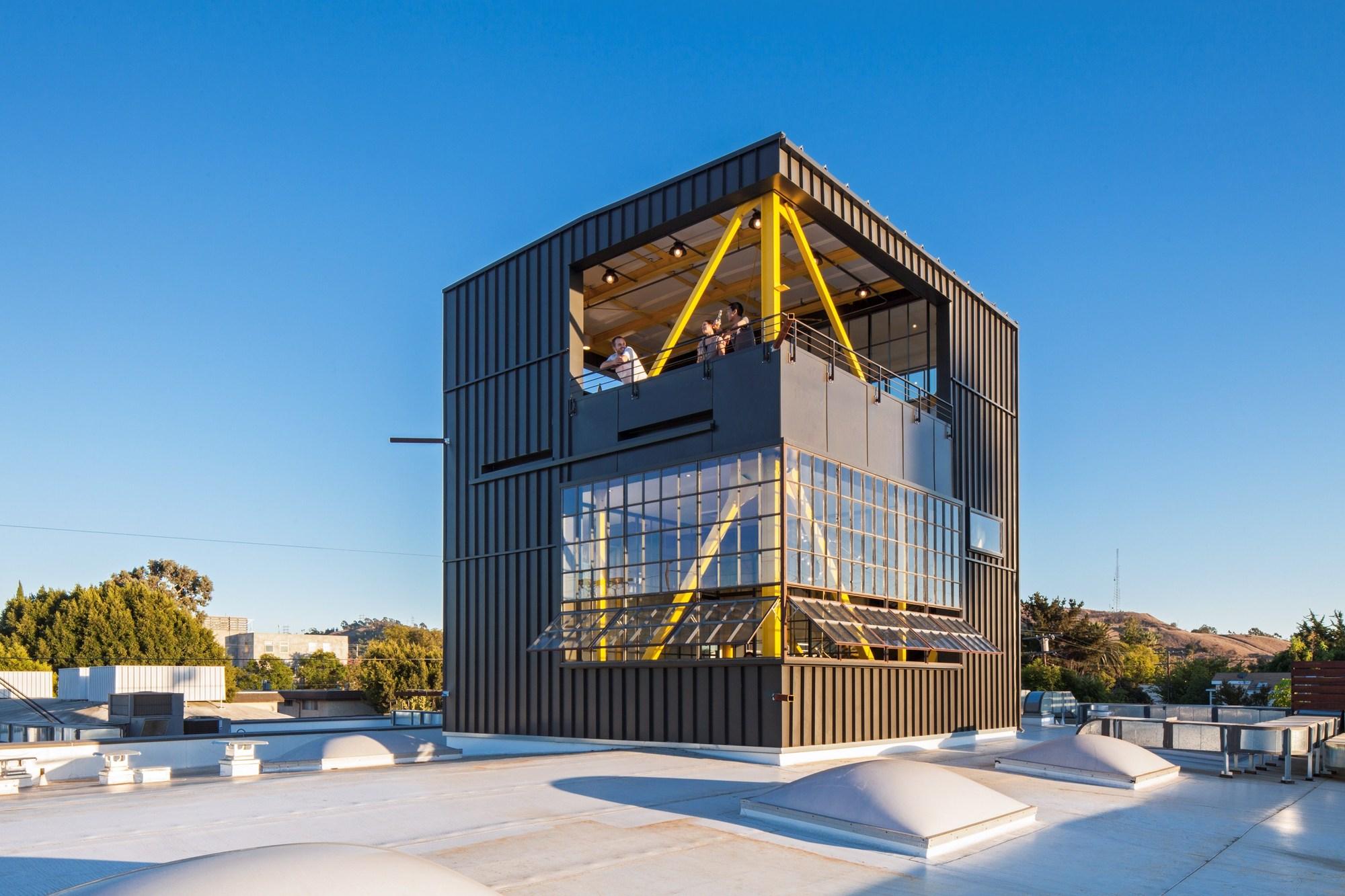 Framestore LA / DHD Architecture + Interior Design + RAC