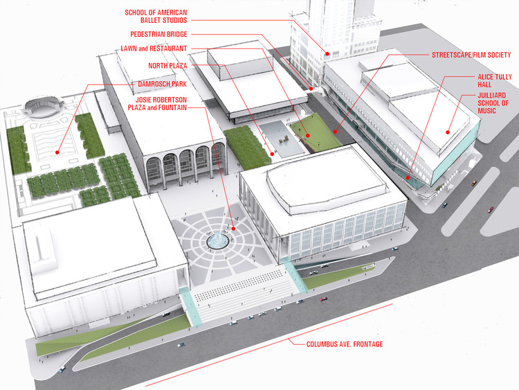 Campus Diagram