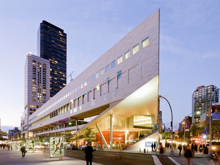 Alice Tully Hall Lincoln Center / Diller Scofidio + Renfro, ©  Iwan Baan