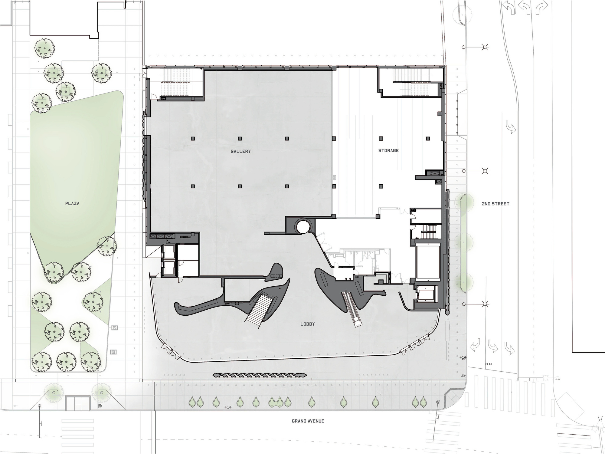 Most Efficient Floor Plan Services For Students Library U
