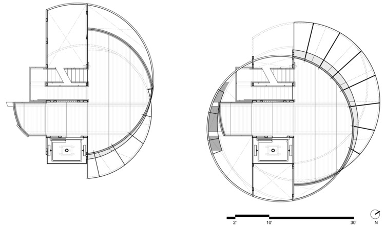 Upper Level Floor Plans 2