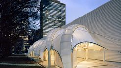 United Nations Porte Cochere / FTL Design Engineering Studio