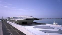 Terminal Marítimo de Salerno / Zaha Hadid Architects