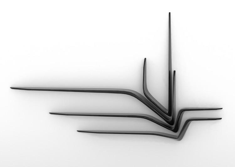 Valle / Zaha Hadid. Image © CITCO via Designboom