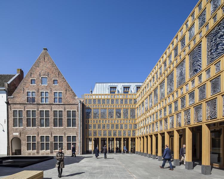 Deventer City Hall / Neuteings Riedijk Architecten, © Scagliola Brakkee