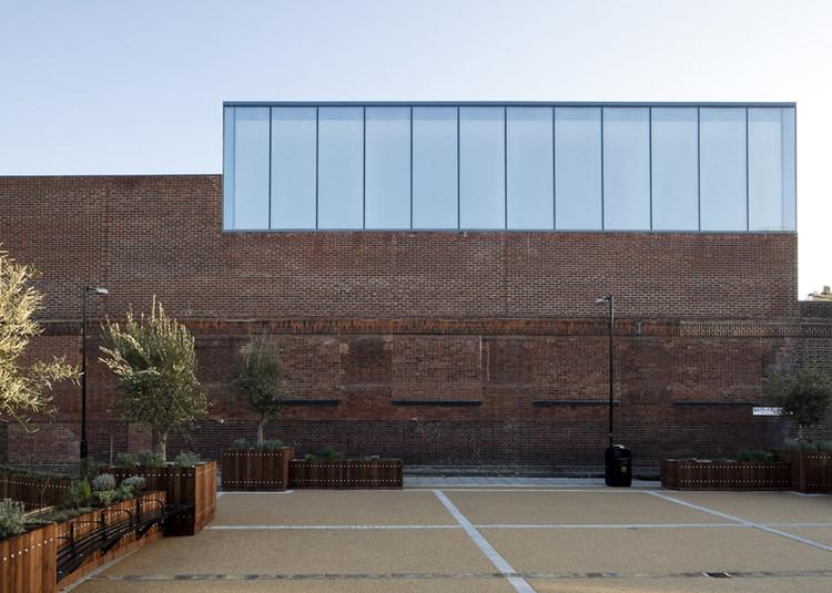 Estudio Anish Kapoor I  / Caseyfierro Architects, © Ben Blossom