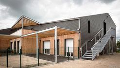 Housing in Gueugnon  / Zoomfactor Architectes
