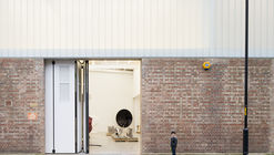 Anish Kapoor Studios II, III, IV, V, VI & VII  / Caseyfierro Architects
