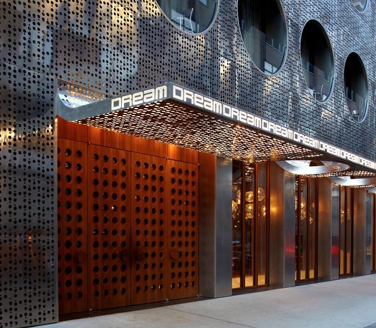 Dream Downtown Hotel / Handel Architects, © Phillip Ennis