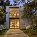 Cubo House / Diez+Muller Arquitectos