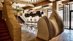 Café Shan / Robot3 Design