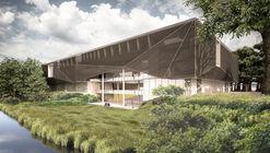 PLAN Arquitectos gana concurso de ideas de la Universidad Austral de Chile en Valdivia