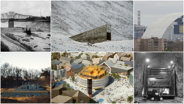 6 Structures Designed to Save Humanity From Itself