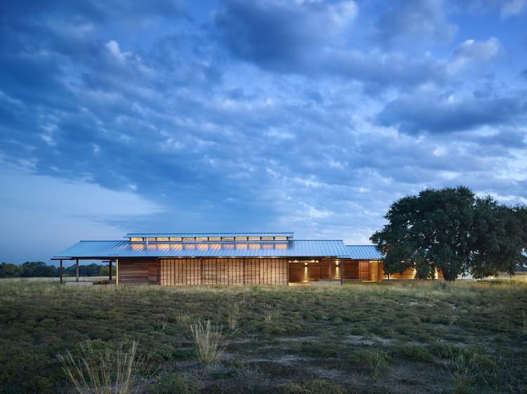 Pabellón Josey de la Fundación Dixon Water / Lake|Flato Architects , © Casey Dunn