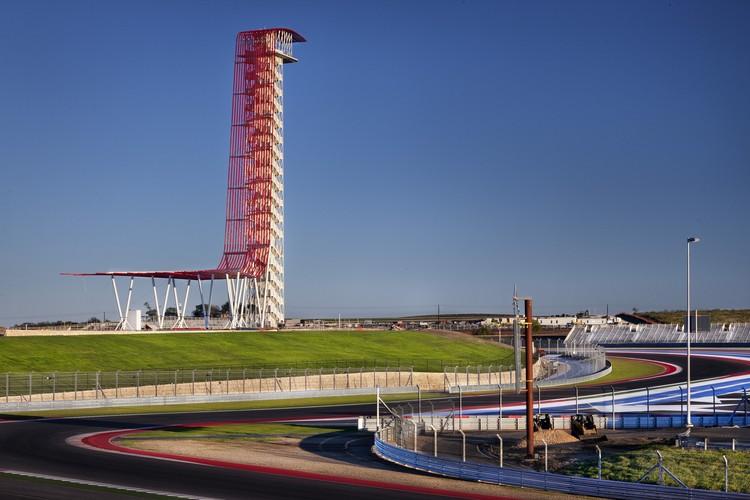 Circuit of The Americas / Miró Rivera Architects, © Paul Finkel | Piston Design