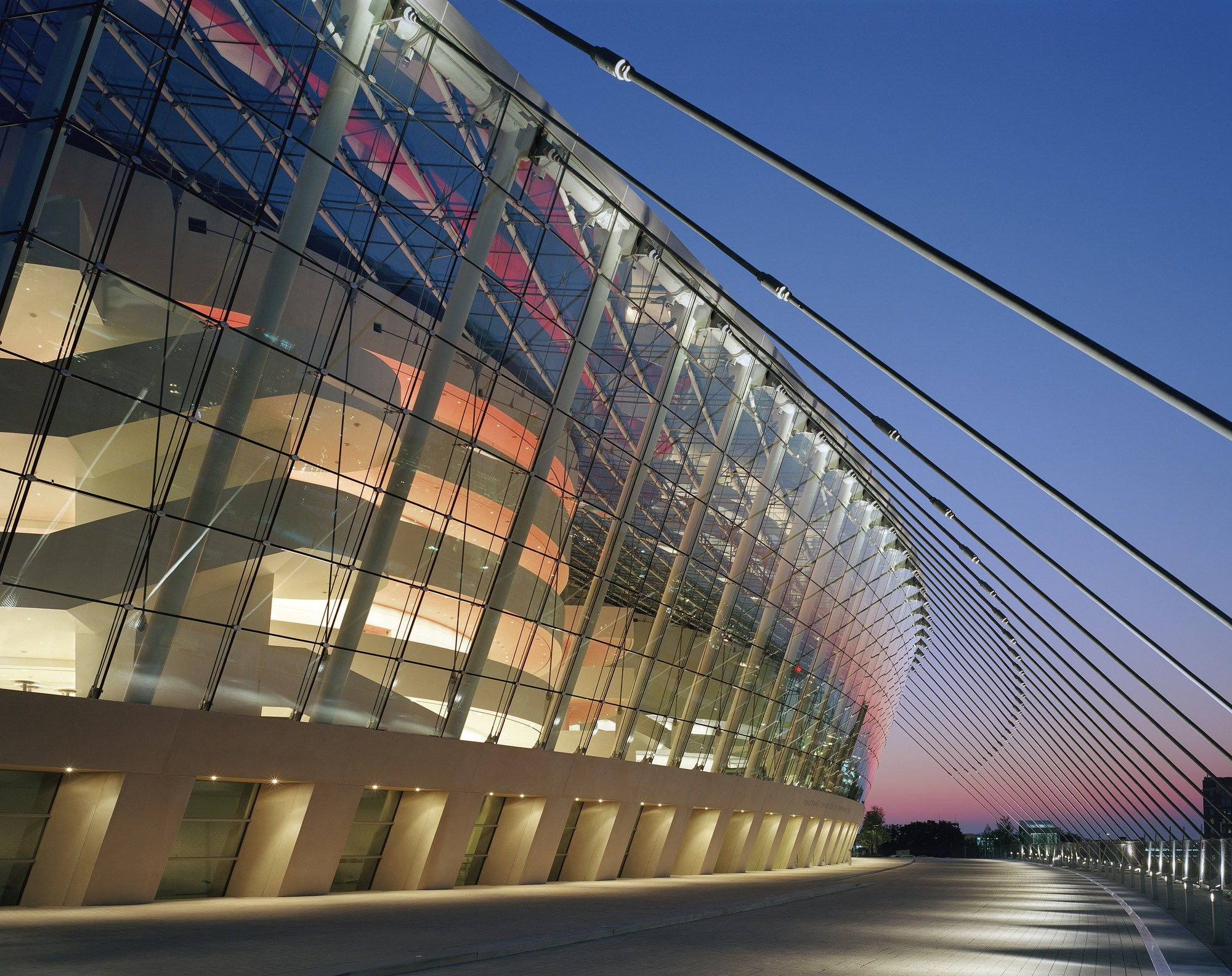 Kauffman Center For The Performing Arts Safdie Architects Archdaily