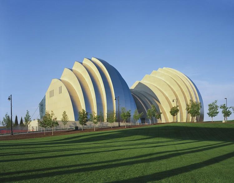 Kauffman Center for the Performing Arts / Moshe Safdie, © Tim Hursley