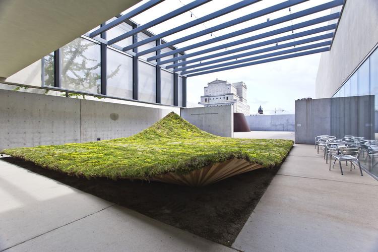 Green Varnish / Nomad Studio, © David Johnson