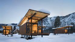Rolling Huts / Olson Kundig