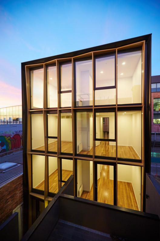 Apartment Building  / DROO, © Willem Dirk Du Toit