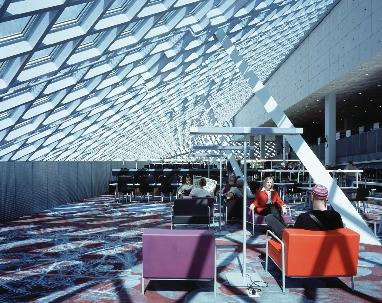 Gallery of Seattle Central Library / OMA + LMN - 22