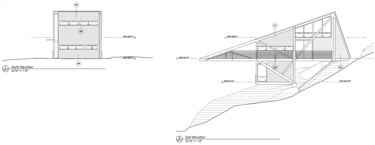 Fishing House Elevations 1