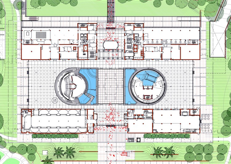 Public Floor Plan