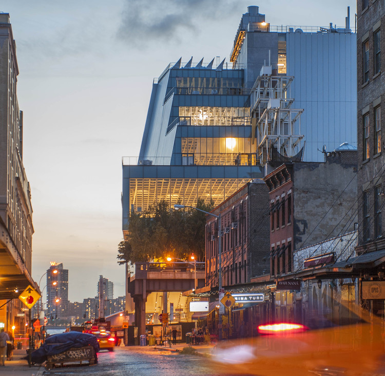 The Whitney Museum of American Art at Gansevoort / Renzo ...