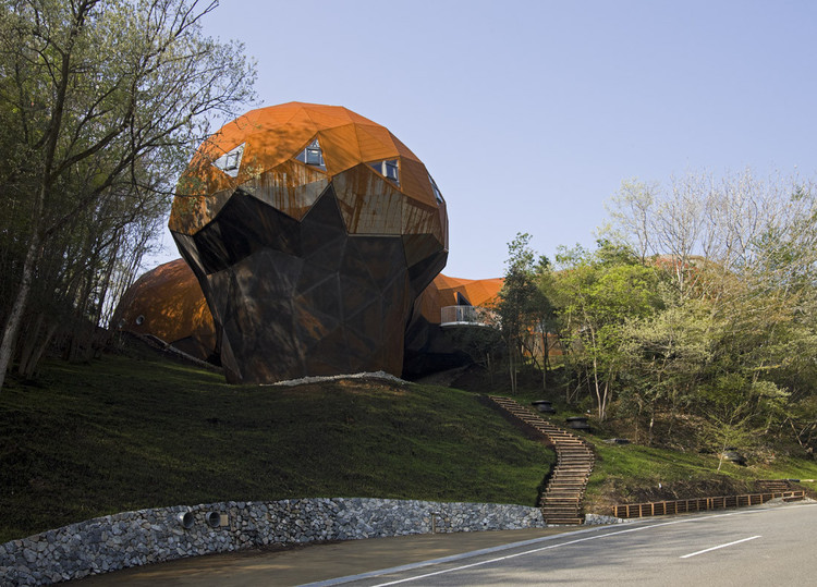 "Shuhei Endo on Why Architecture Should Be ""Paramodern"", Bubbletecture H. Image © Courtesy of Shuhei Endo / Paramodern"