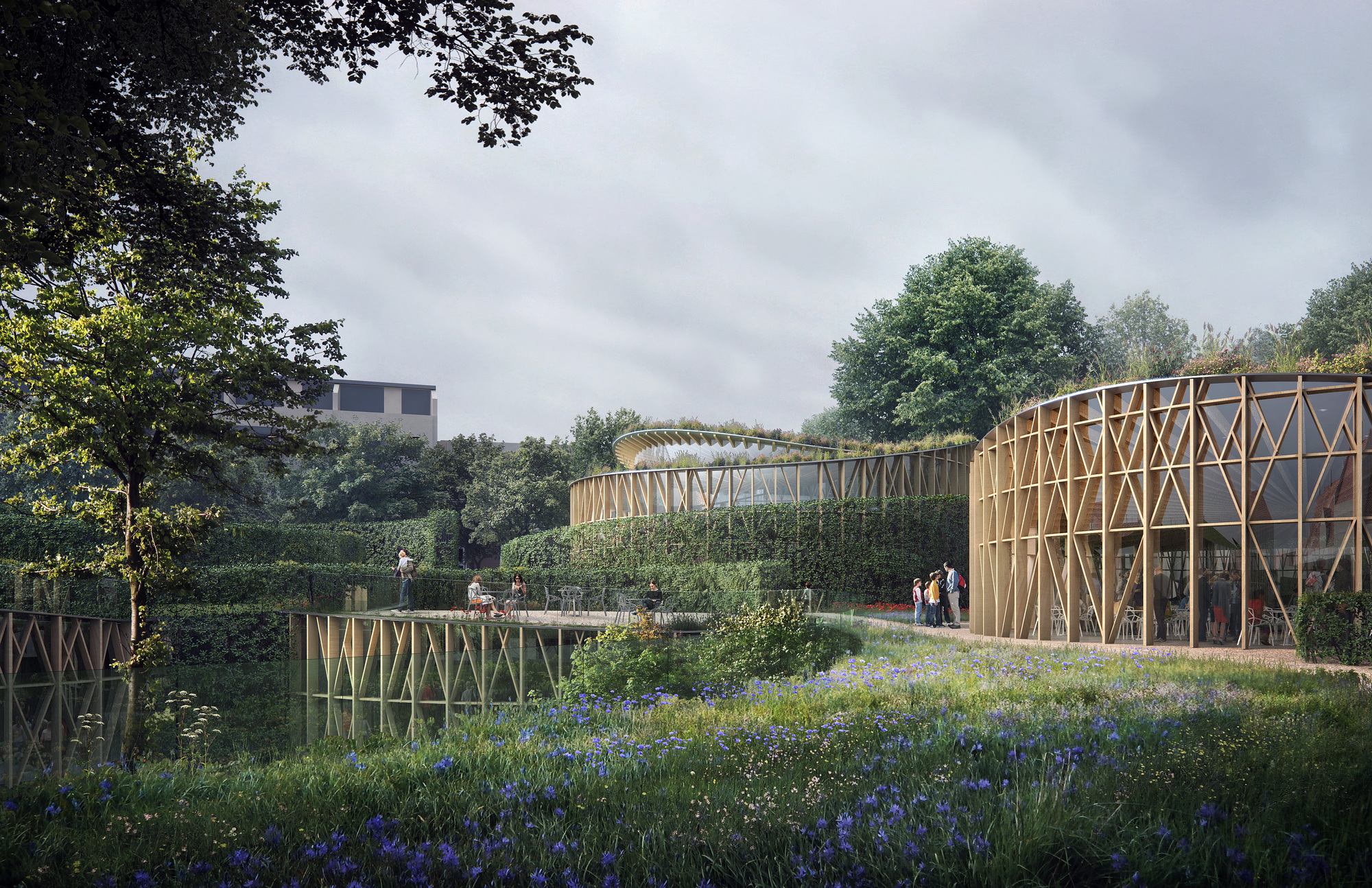 Gallery Of Kengo Kuma And Cornelius V Ge Release Plans For