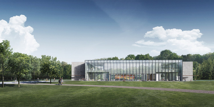 KAAN Architecten Designs New Building for the University of Tilburg, © Beauty & The Bit