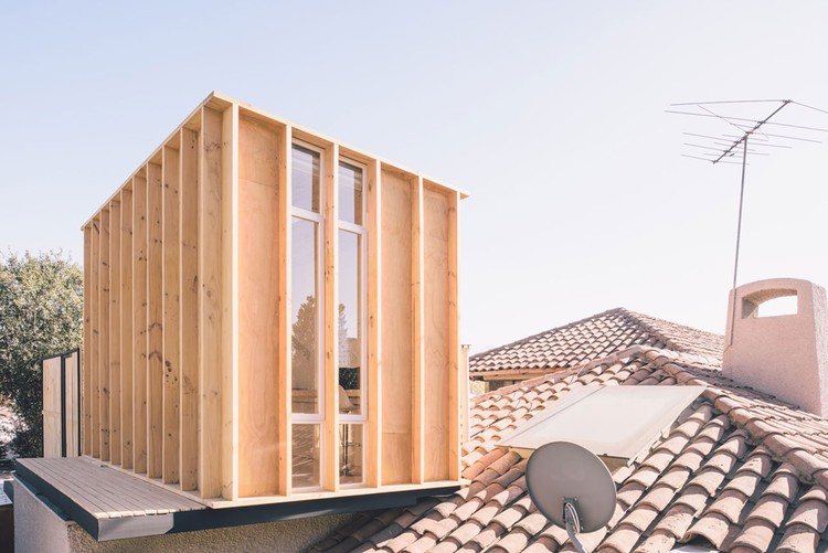Workshop in the City   / Romero Silva Arquitectos, © Bruno Giliberto